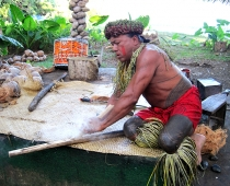 Chief fire making