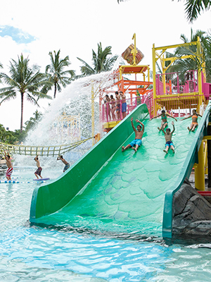 Water World Kids Playground